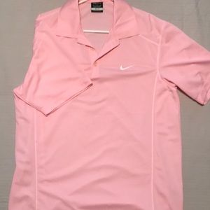 Nike golf polo sz Medium